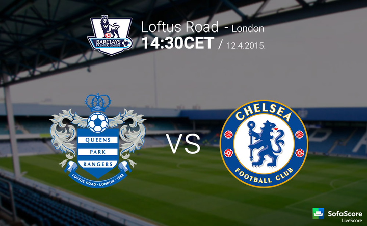 Queens Park Rangers vs Chelsea match preview Barclays  : qprvschelsea720 from www.sofascore.com size 720 x 445 png 430kB