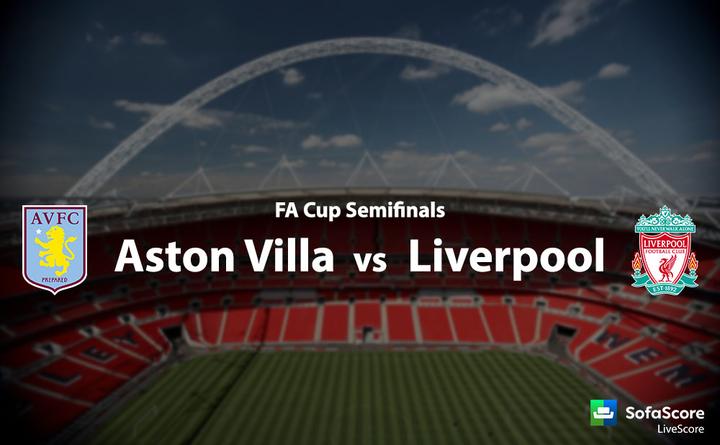 Aston Villa   Liverpool Player Ratings