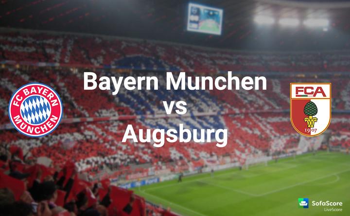 bayern munich vs augsburg live