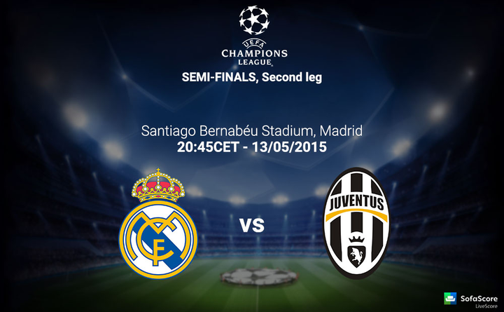 Real Madrid vs Juventus match preview Champions League  : realvsjuventus720 from www.sofascore.com size 720 x 445 png 327kB